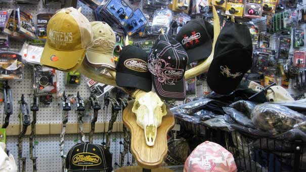Mathews Archery Hats