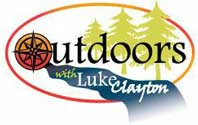 Outdoors with Luke Clayton Logo