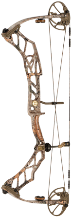 Elite Archery Impulse 34 in Realtree Xtra Camo