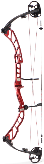 Elite Archery Victory in Red Color