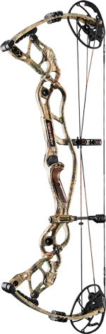 Hoyt Archery Carbon Defiant Turbo in Realtree Xtra Camo