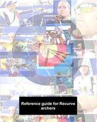 Reference Guide for Recurve Archers cover
